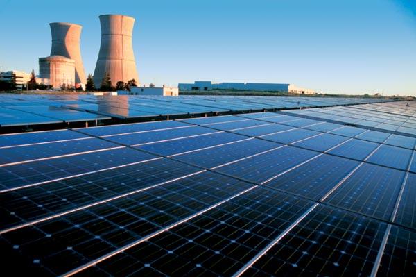 сонячна енергія в Індії