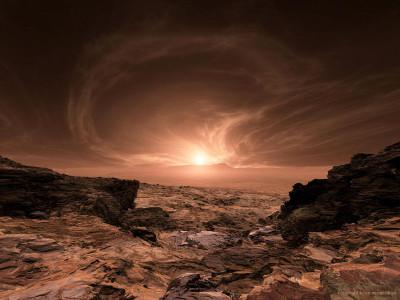 Вчені Лісабонського університету придумали спосіб видобутку кисню на Марсі