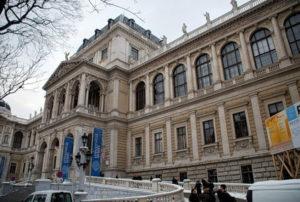 Як поступити в Віденський університет