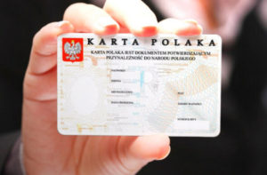 Карта поляка: як отримати