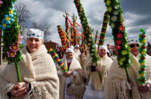 питання по традиціях Польщі