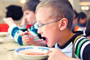 Пільги на харчування в школі