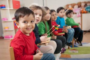 проблема дефіциту місць в дитячих дошкільних установах