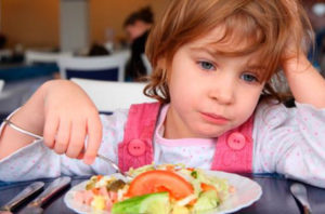 фінансування харчування дітей