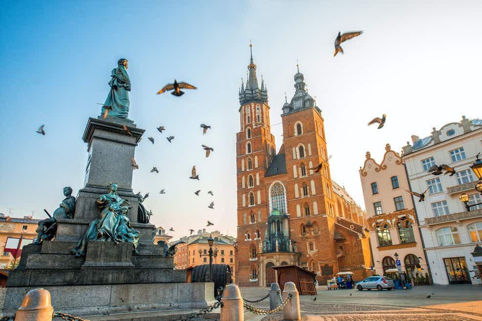 Освіта в Кракові