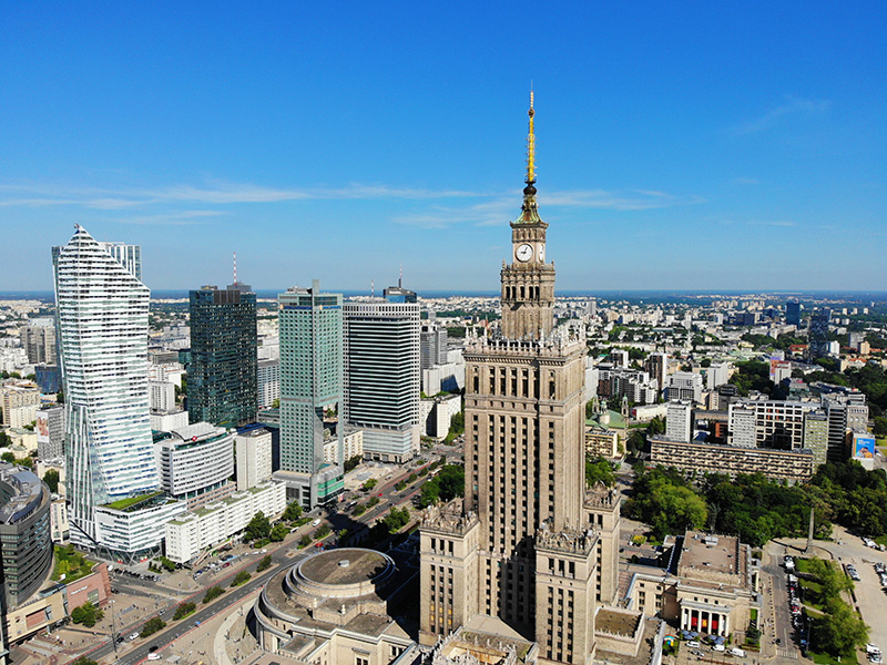 Академмістечка Варшави