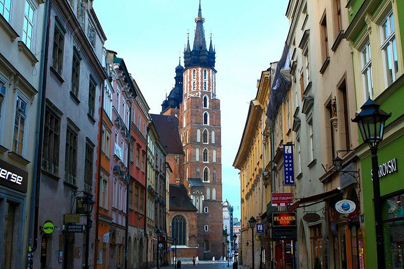 Академмістечка Кракова